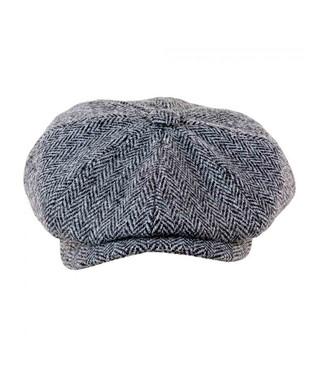 Newsboy Harris Tweed Cap