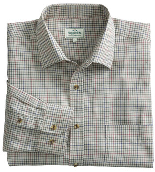 Hoggs of Fife Skye Pin Check Shirt