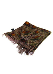 Silk Scarf with Pheasant