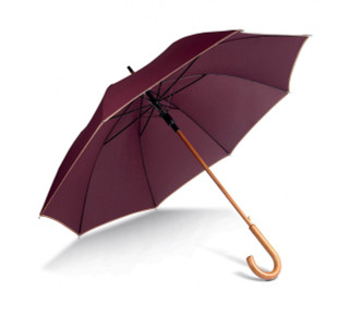 Classic Wooden Handle Umbrella