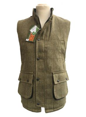 Derby Tweed Gilet