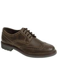 Hoggs of Fife Inverurie Brogue Shoe
