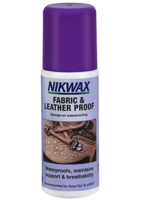 Nikwax Fabric and Leather Footwear Protector