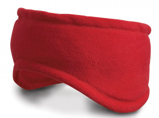 Result Active Fleece Headband - Red
