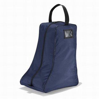 Wellington Boot Bag - French Navy/Black