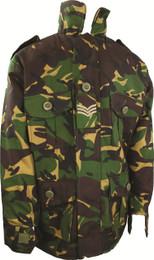Kids Combat Jacket - Camo