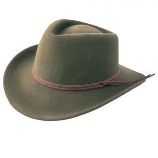 Eden Felt Hat - Olive