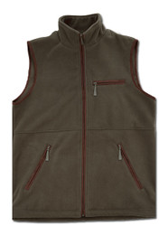 Sherwood Forest Tatton Fleece Gilet