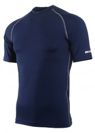 Short Sleeve Base Layer Navy