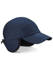Waterproof & Breathable Mountain Cap - Navy