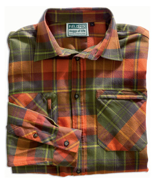 Hoggs of Fife Autumn Hunting Shirt