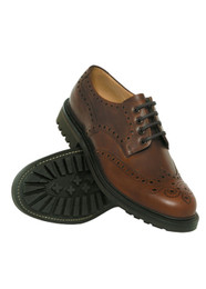 Hoggs of Fife Glengarry Brogue Shoe