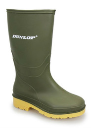 Kids Dunlop Pricemastor Wellington Boot