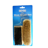 Two Shoe Brush Set