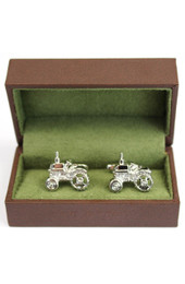 Tractor Novelty Cufflinks