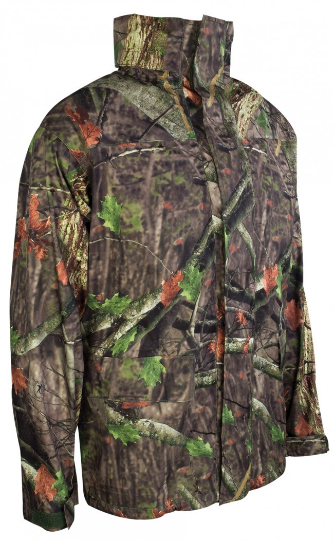 mens camouflage shooting jackets