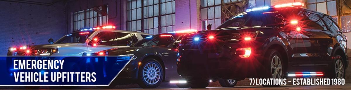 Police Car Equipment Emergency Vehicle Lights Whelen