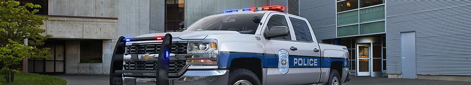 Chevy Silverado Emergency Lights Sirens And Equipment Fleetsafety Com