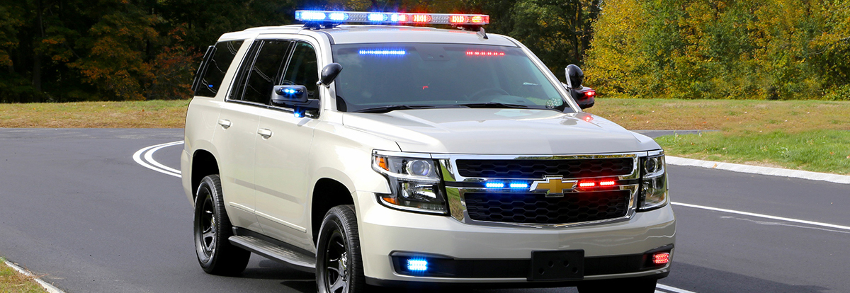 Tahoe 2015 2018 Police Lights And Emergency Vehicle