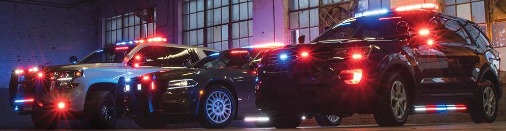 Whelen Police Vehicle Lights And Sirens | Master Distributor