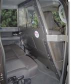 Dodge Ram 1500 SSV 2013+ Police Prisoner Transport Partition Cage by Progard