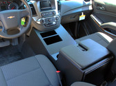 Chevy Tahoe 2015+ Police Console Wide Body