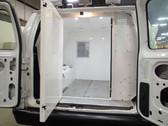 """Havis Ford E-Series Van Prisoner Transport Insert 1997-2014 standard length 138"""" wheel base cargo van"""