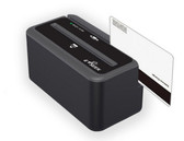 E-Seek M260 ID Card Reader 2D Barcode and Magnetic Stripe Reader for ID Authentication