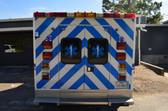 Emergency Vehicle Chevron Graphics - Universal Custom Reflective