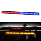 Federal Signal CN SignalMaster Eight LED Light Head Stick, Single or Dual Color with Traffic Advisor