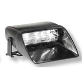 Federal Signal Viper S2 LED Dash Deck Light 2 Color Single Head