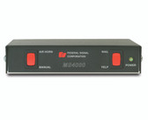 Federal Signal MS4000 Police Siren with Undercover Option