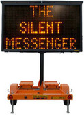 Solar Powered Silent Messenger Message Board I by SolarTech