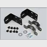 Federal Signal CN SignalMaster Mounting Bracket kit for 2013 Ford Police Interceptor Utility SUV (Explorer), internal use only