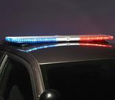 Whelen Legacy LED Light Bar, Single Color, Solo, WeCan