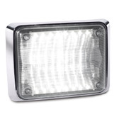 Federal Signal QuadraFlare LED Scene Light, 9x7