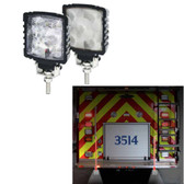 Code-3 Mini Worklight, Spot or Flood Light CW2570