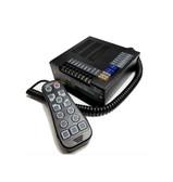 Code-3 H2Covert™ remote siren system with hand held controller, Progressive or Semi-Progressive, 12V or 24V, 3599L5/3595L5/3594L5