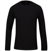 Propper® Long Sleeve, Men's T-Shirts, 2-pack, Clean, neat and professional appearance, available in White, Black, and LAPD Navy F5369