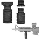 Blackhawk! Rail Mount Vertical Grip, High-Performance, Fiberglass-Reinforced Polymer 71VG00BK