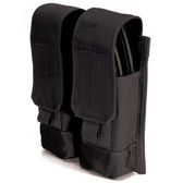 Blackhawk AK-47 Double Mag (Holds 4) - Molle, available in Black, Coyote Tan, Multi Cam, and Olive Drab 37CL88Bk