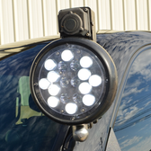 NOPTIC NV3 Mobile Thermal Imaging Camera with Vehicle Spotlight Mount FLIR