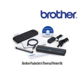 PocketJet 6 Plus with Bluetooth Kit by Brother Pentax
