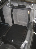 Charger Trunk Tray Organizer Passenger Side Mount by Havis 2011-Present