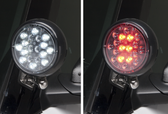 Whelen PAR 46 Super-LED Combination Spot Light and Warning Light