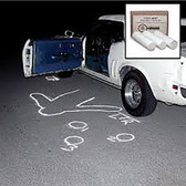 Forensic Source White Chalk 3 Pack