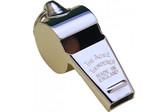 Hiatt-Thompson Law Enforcement Traffic Control Nickel Thunderer-blister card-Whistle