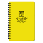 Spiral Notebook w/ Waterproof Paper 5 x 7 Inches