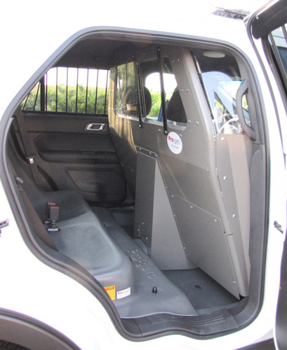 Interceptor Suv Utility Explorer Police Partition Cage