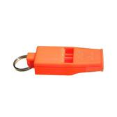 ACME Slimline Safety whistle, black, blue, orange, red, pink, yellow, green